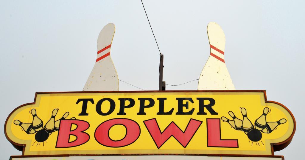 Toppler Bowl