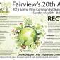 Fairview In Focus Spring Fling Insert 2016 color