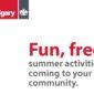 City of Calgary Stay n' Play & Park n' Play