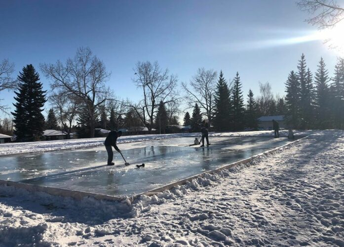 Flavelle adopt a rink cleaners dec2019